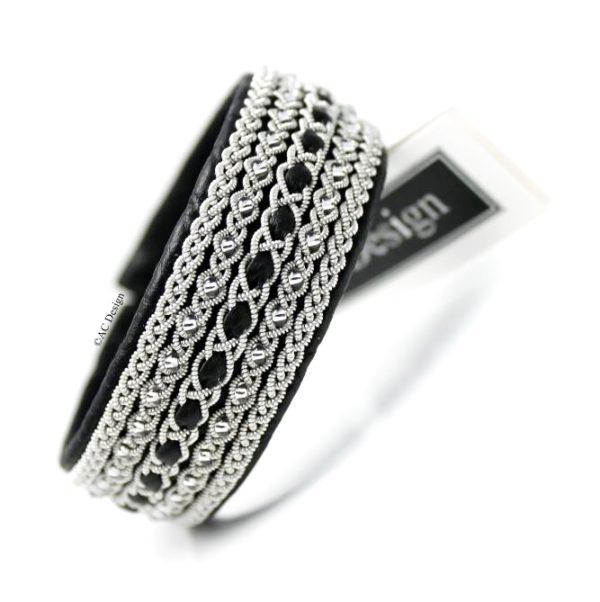 AC Design sami bracelet handmade in Sweden