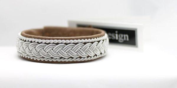 Sami bracelet ATTILA, made in Sweden