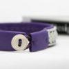 Sami bracelet in Lilac leather