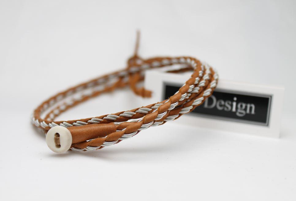 3-wrap Sami bracelet *FENG
