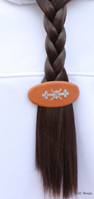 Hair barrette made in Sweden by AC Design