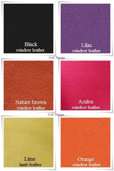 Color Chart Anklet Idun